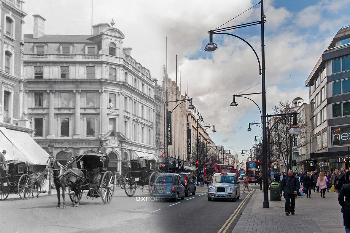 Oxford Street c.1905