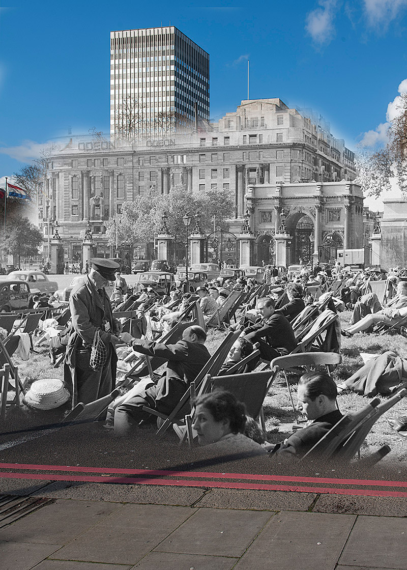 London Streetmuseum App Free Street Scenes Then And Now