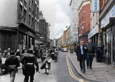 Brick Lane 1957