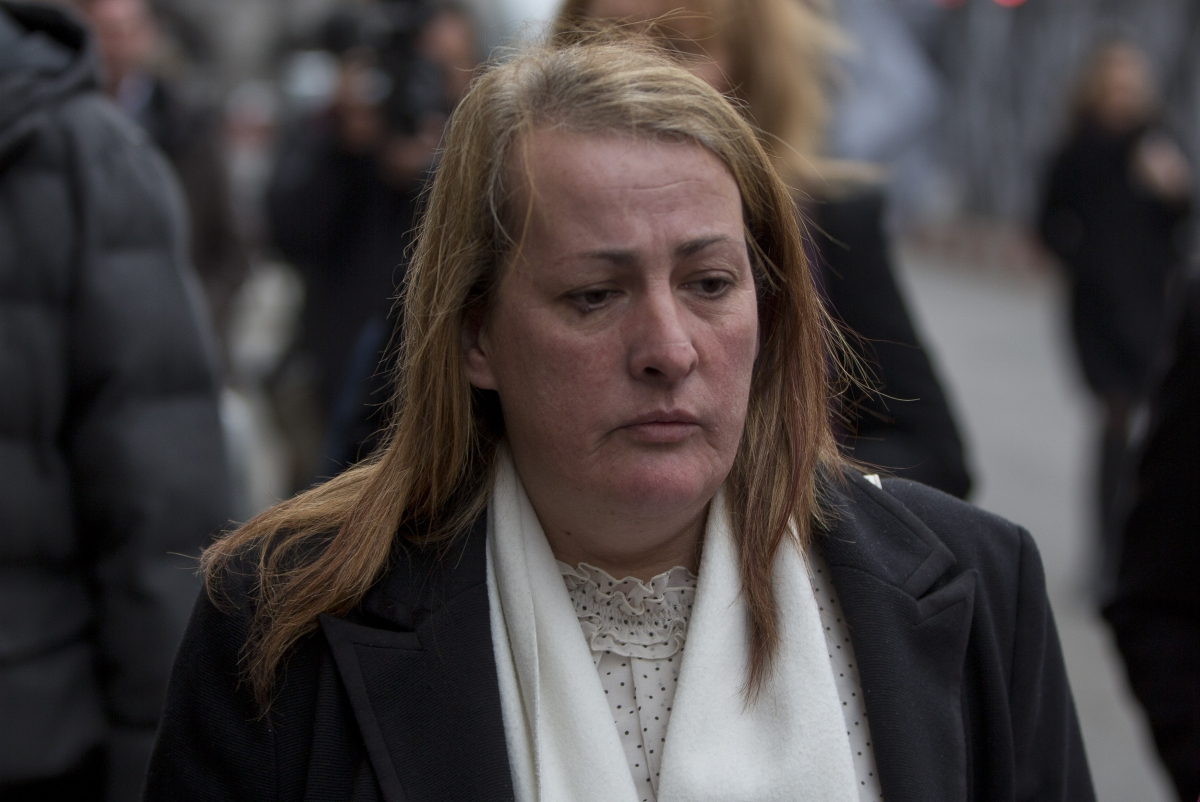 Mother of muslim terror attack victim Lee Rigby feared his killers would smash through the glass in the dock