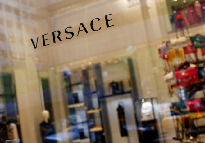Versace Store New York US