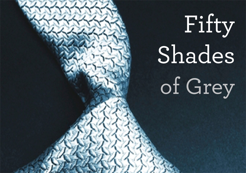 50 Shades of Grey has sold 100 million copies worldwide