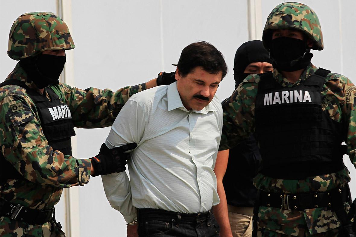 guzman arrested