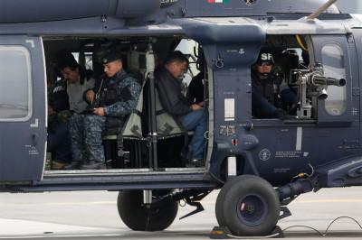 guzman helicopter