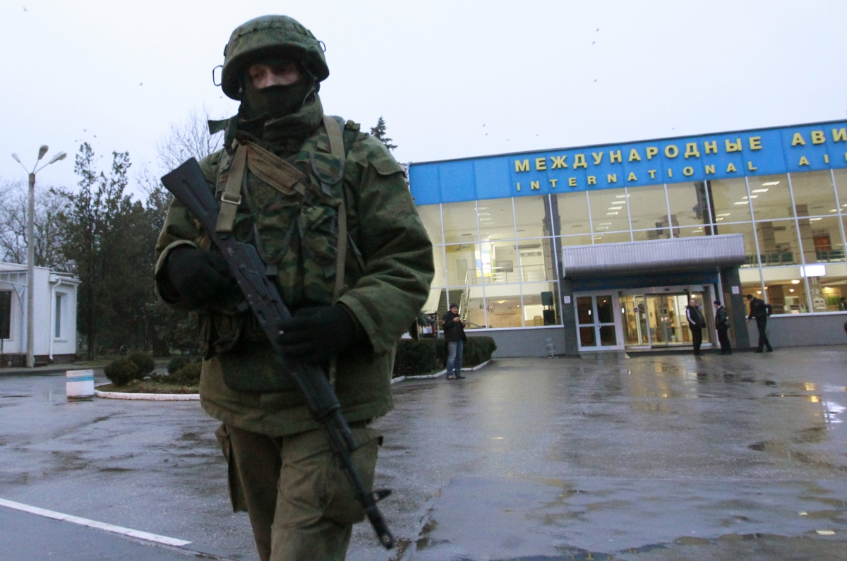 Ukraine protests and Crimea unrest