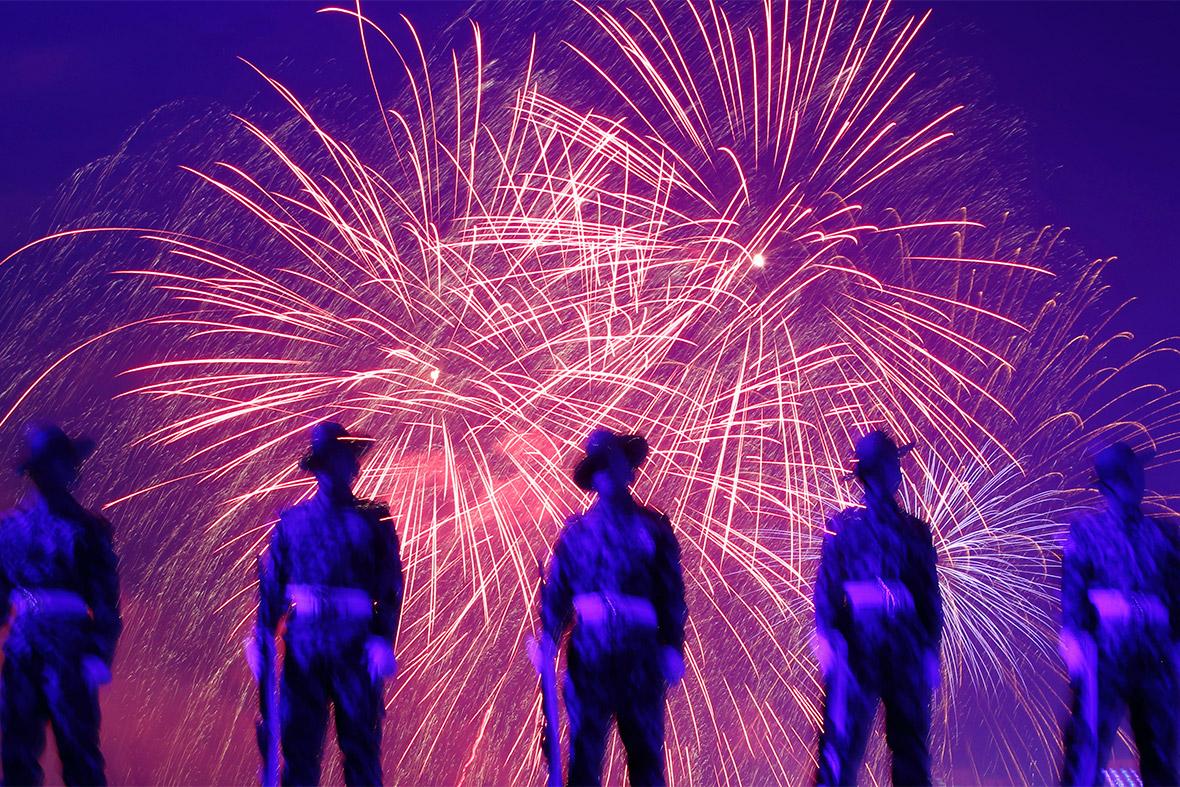 nepal fireworks