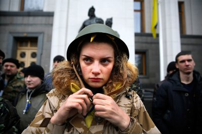 ukraine helmet