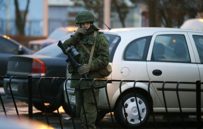 Russia Vows to Play by Rules as Crimean Airport Seized