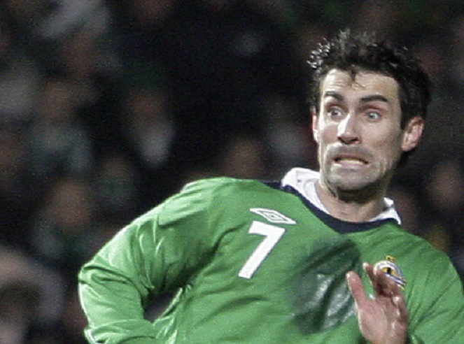 Arrest warrant issued for Keith Gillespie after Newtownards court no-show by former Manchester Utd man