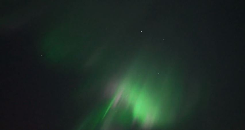 Amazing Aurora Video of Northern Lights Captured in Real Time