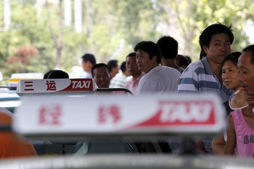 China taxi