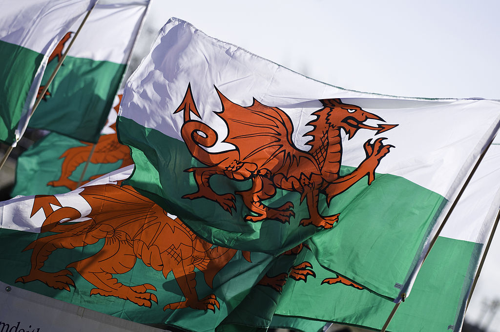 Wales lead the way in business activity as it records its strongest growth in 13 years.