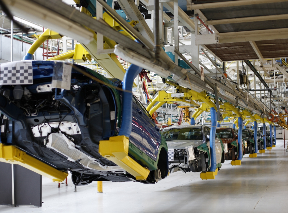 Exports boost auto manufacturing in August as industry awaits Brexit tariff deal