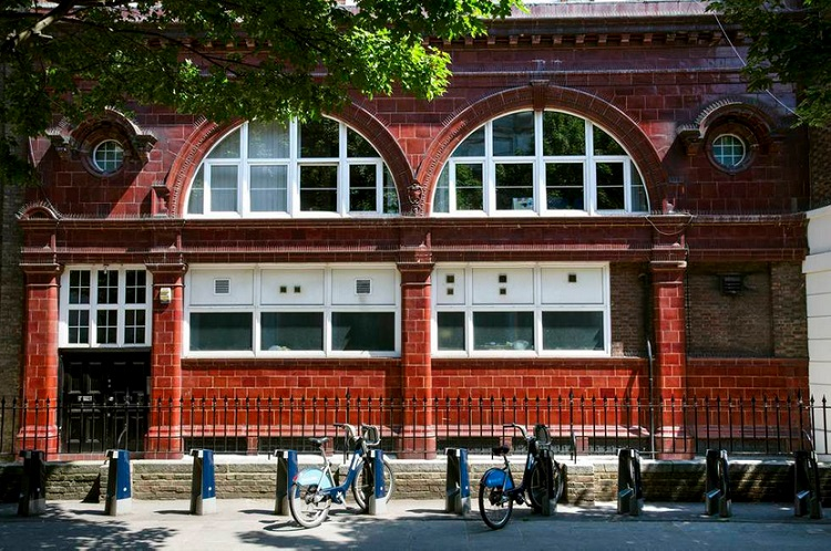 Former Brompton Road tube station is sold for £53 million