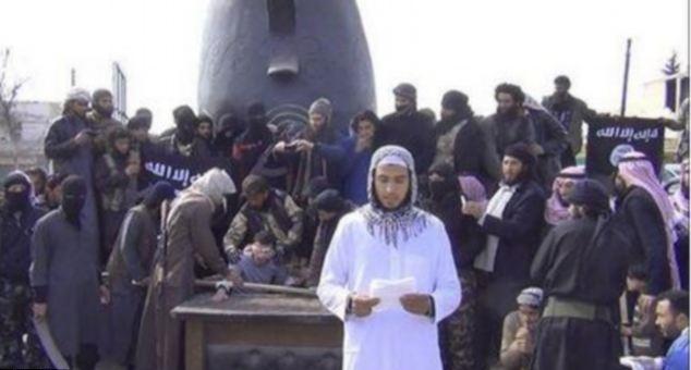 Syrian Islamist Militant Group ISIS