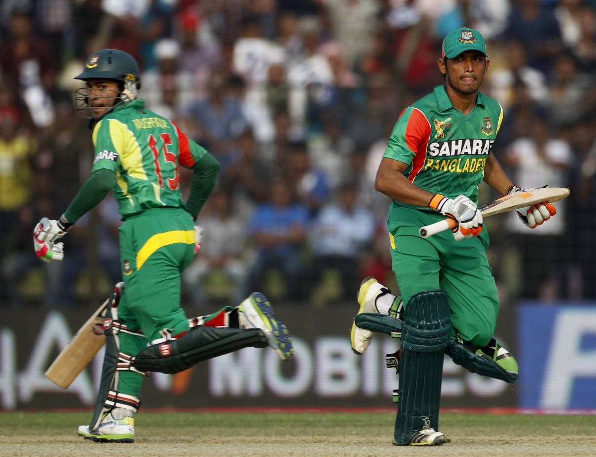 Mushfiquir Rahim and Anamul Haque