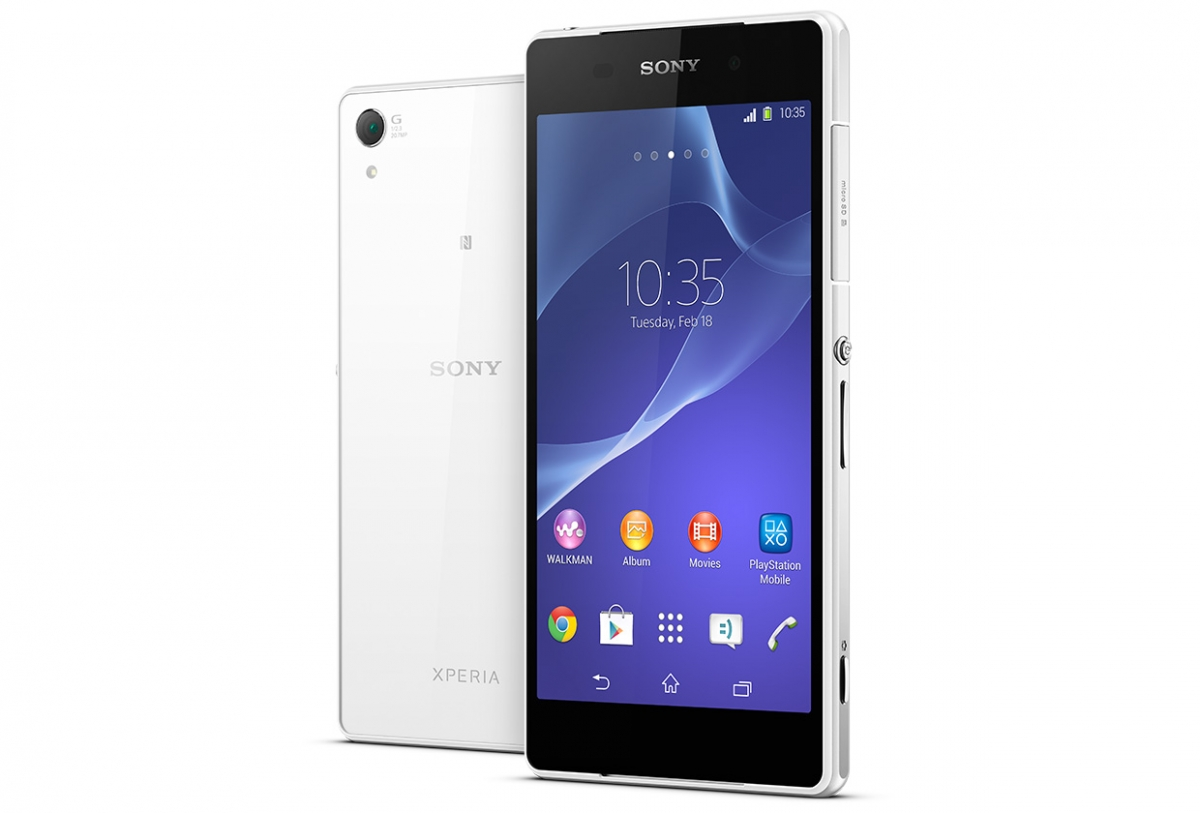 Sony Xperia Z2 Up for Pre-Order on Clove UK with Free Accessories Worth £120