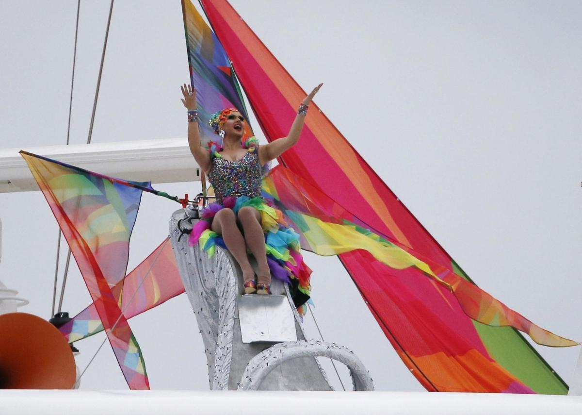 Sydney Mardi Gras 2014