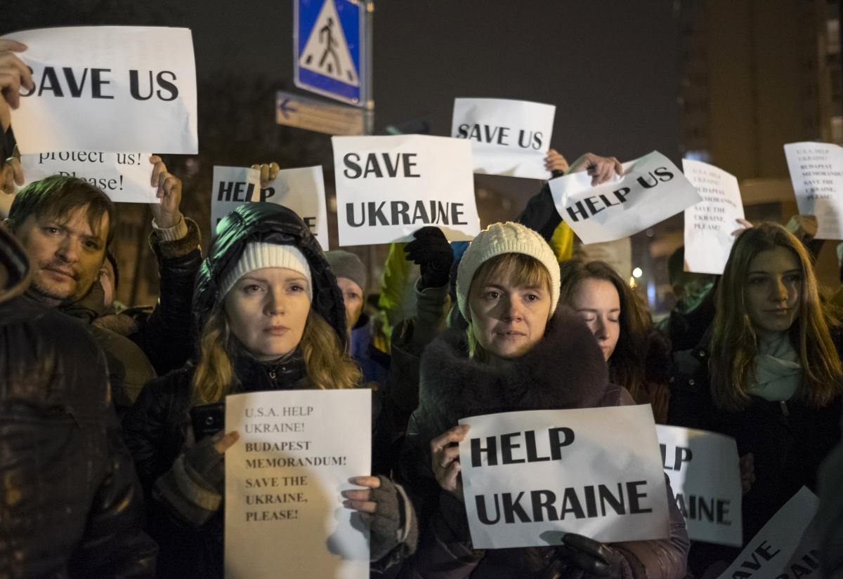 Russia intervention in Ukraine