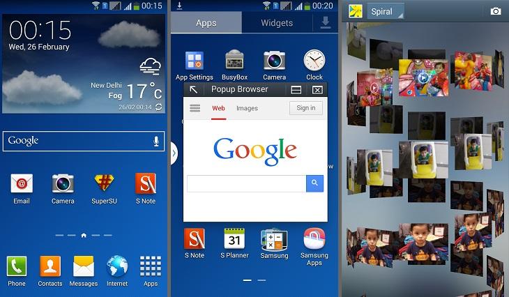 Прошивки для Samsung Galaxy Grand 2