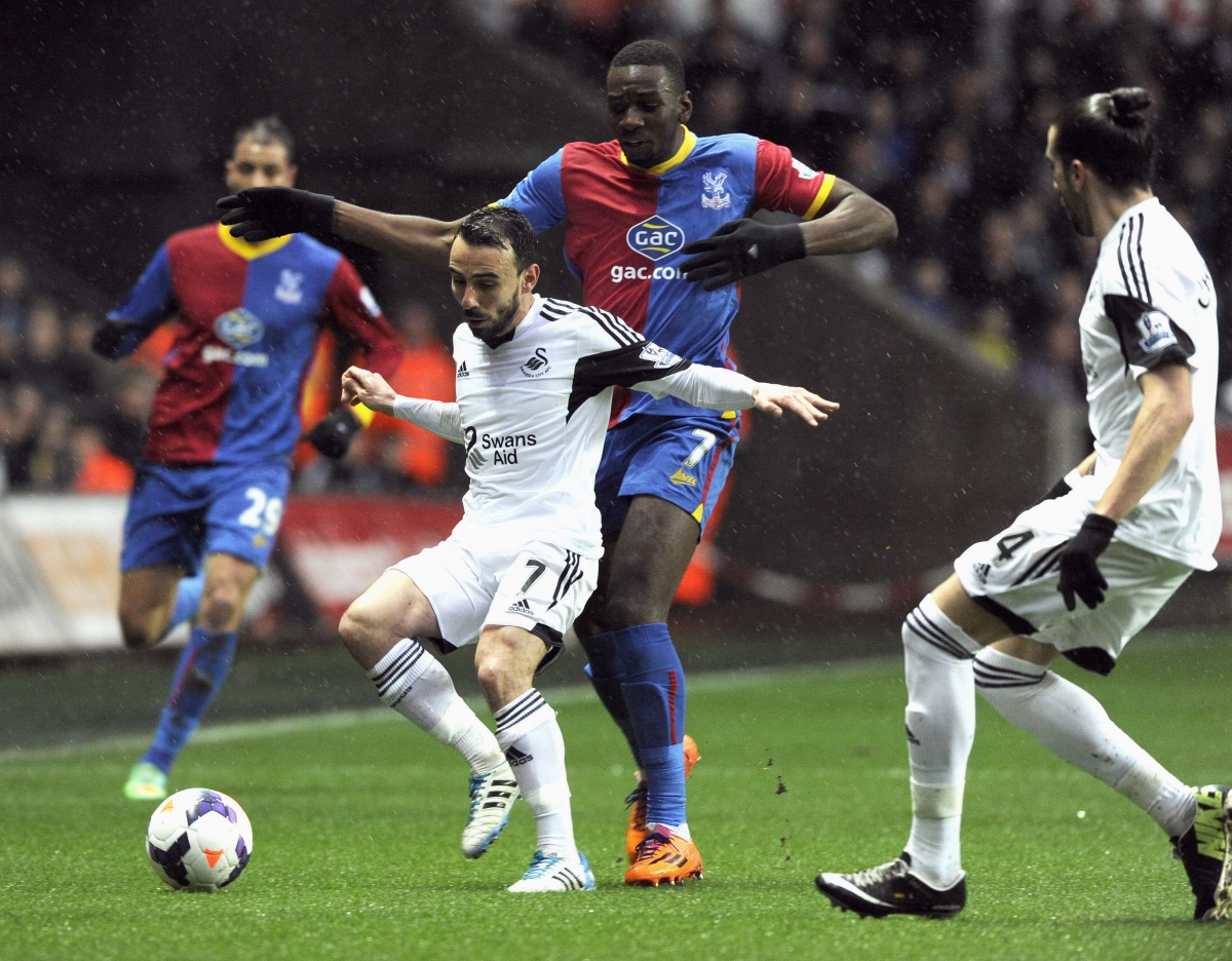 Swansea City v Crystal Palace