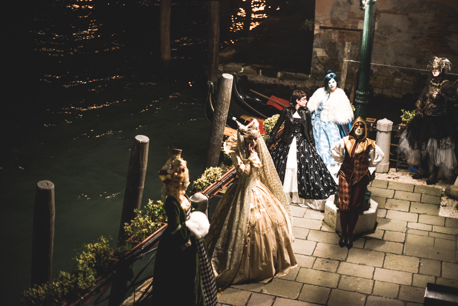 Venice Carnival 2014: Cosplayers' Holiday