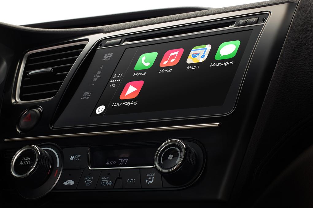 iOS CarPlay