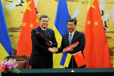 China Backs Russia Over Ukraine