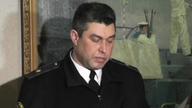 Ukraine Accuses Navy Chief of Treason