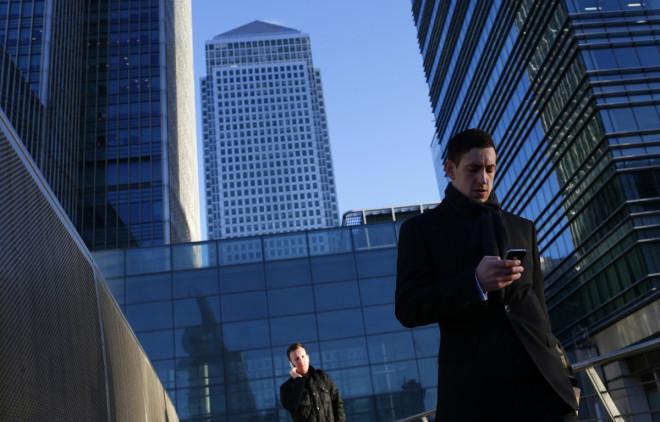 City of London finance jobs
