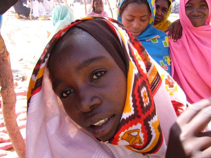 Darfur refugees