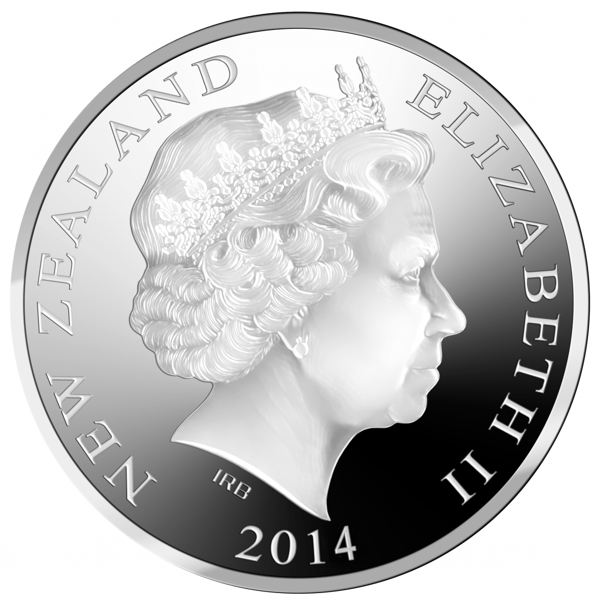 New Zealand Posts royal coin