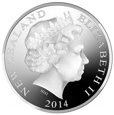 New Zealand Posts royal coin