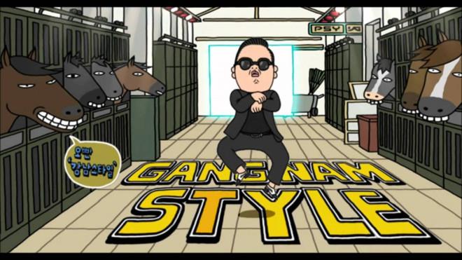 Psy Gangnam Style K pop App Dance