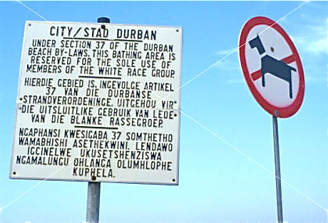 Racism South Africa