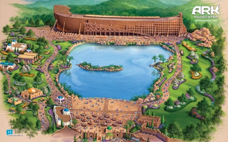 Noah's Ark Project Given Boost