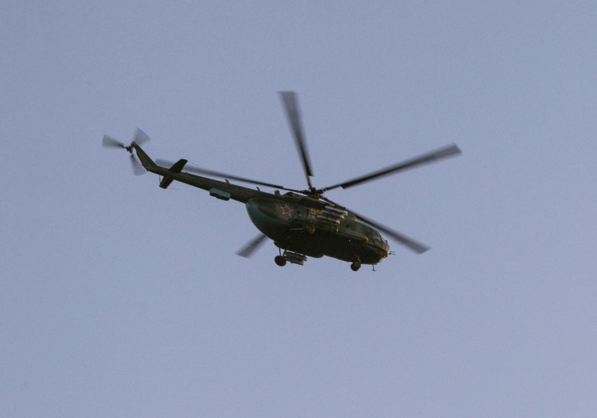 Russian Crimea invasion