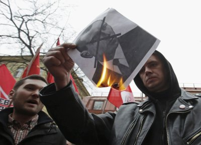 Russian Crimea Stepan Bandera Ukraine