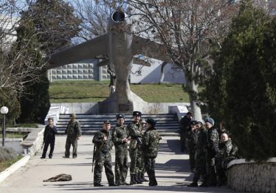 Russian Crimean invasion