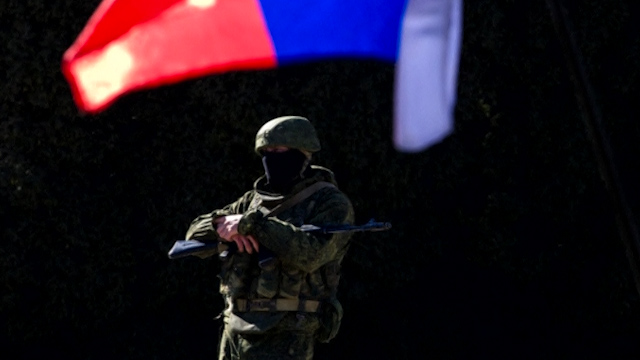 US and Europe Divided as Russia's Crimea Grip Tightens