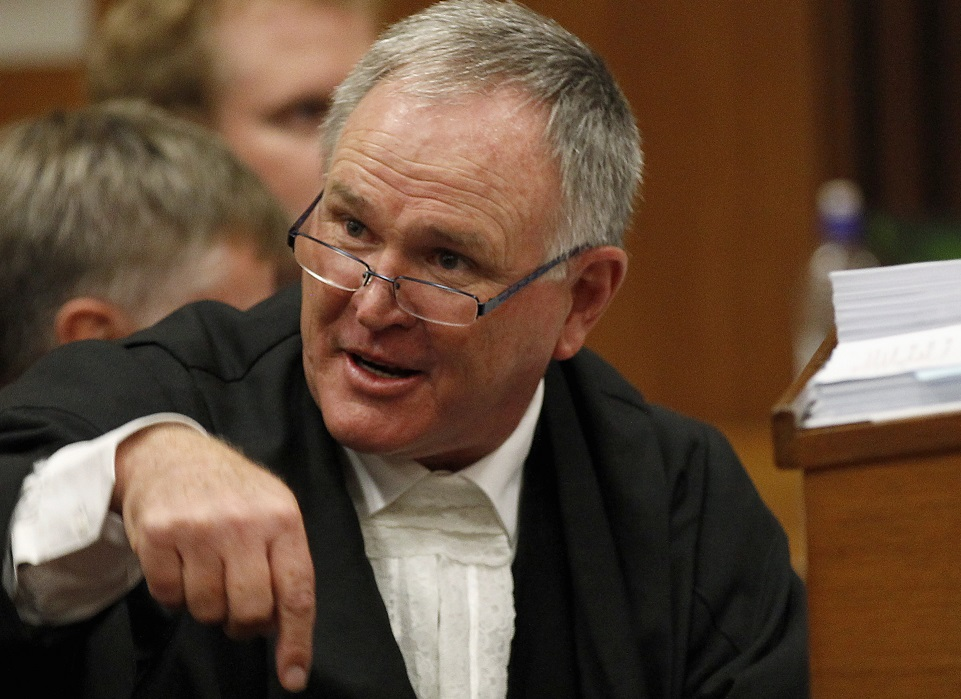 Defence lawyer Barry Roux is vastly experienced in high-profile trials, but the Oscar Pistorius case is his biggest yet