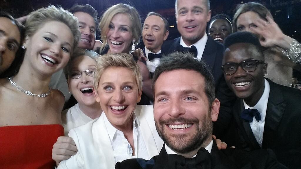 Most Tweeted Selfie
