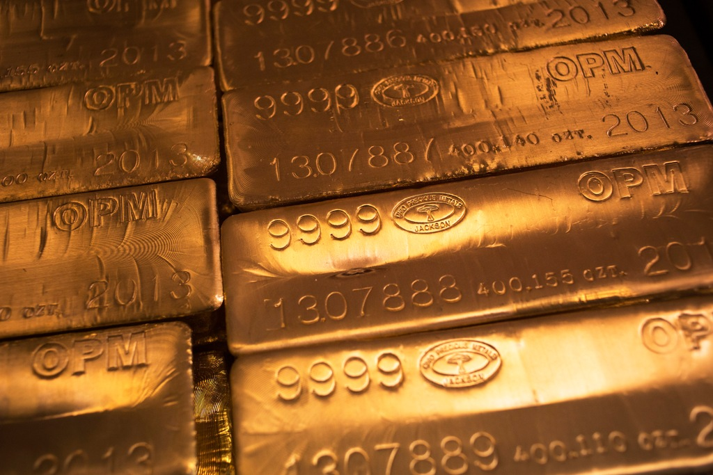 Gold prices ease on 4 March as Russian ends military drills.
