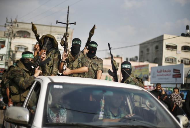 Hamas Gaza Strip Palestine Egypt Morsi Israel Occupation Terrorist