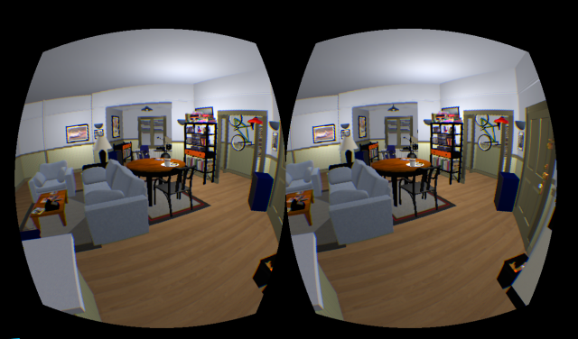 seinfield vr occulus rift
