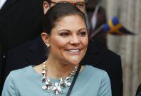 Sweden\'s Crown Princess Victoria