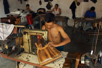 making bag