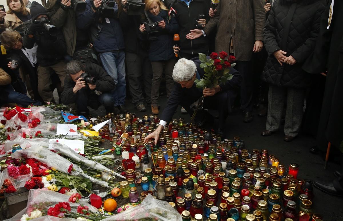 John Kerry Kiev