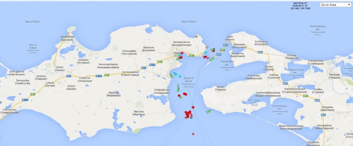 Kerch Strait