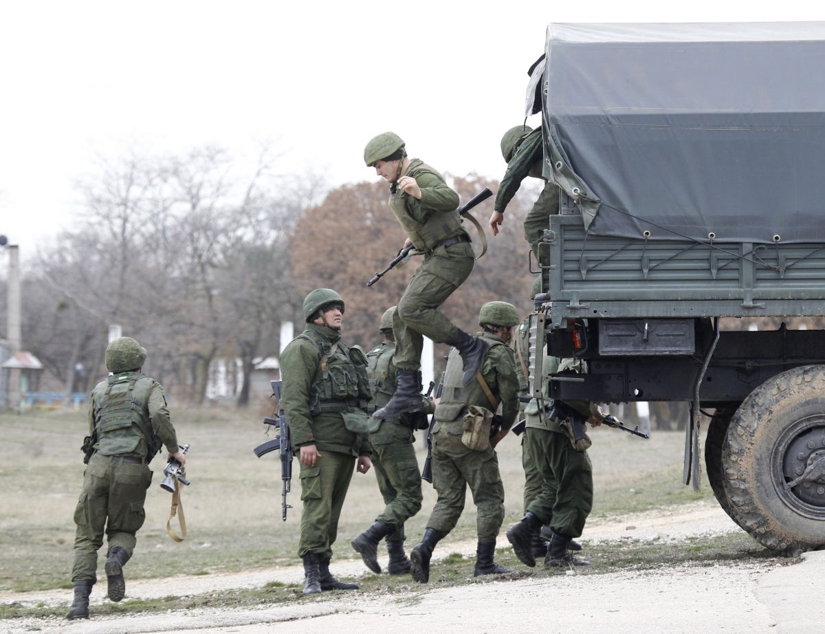 Russian President Vladimir Putin has ordered the withdrawal of 17,600 troops from the Ukraine border